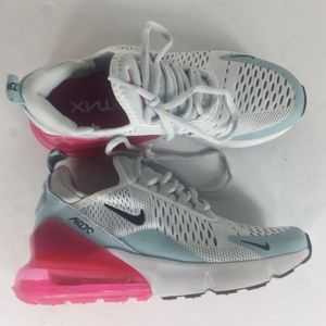 Nike 848132-100 5.5 White Athletic Sneaker